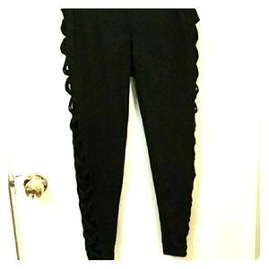 Rue21 Black leggings